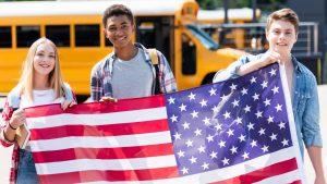 escola dos EUA