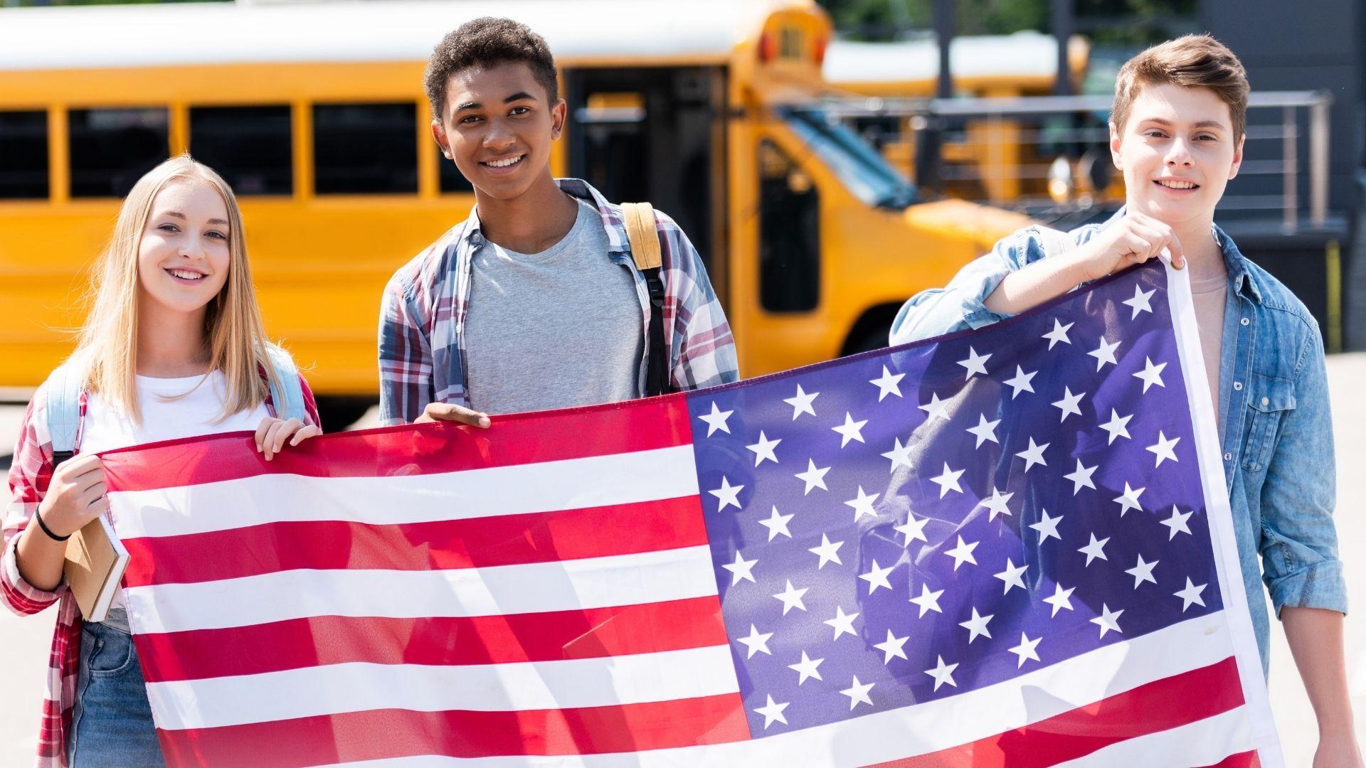 Conheça de perto como é uma escola dos EUA