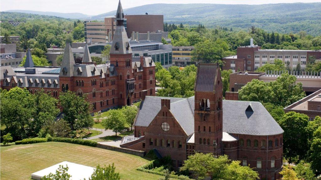 Ivy League  - Universidade Cornell