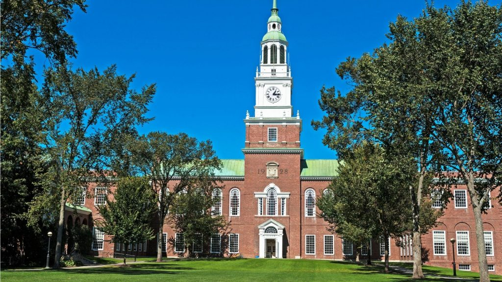 Ivy League - Dartmouth College