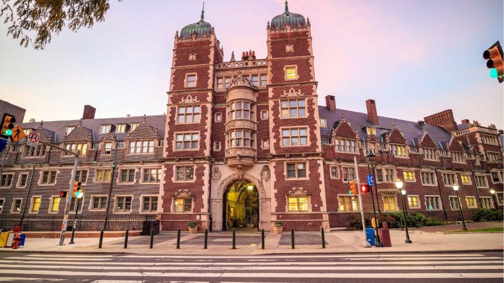 Ivy League - Universidade de Pensilvânia