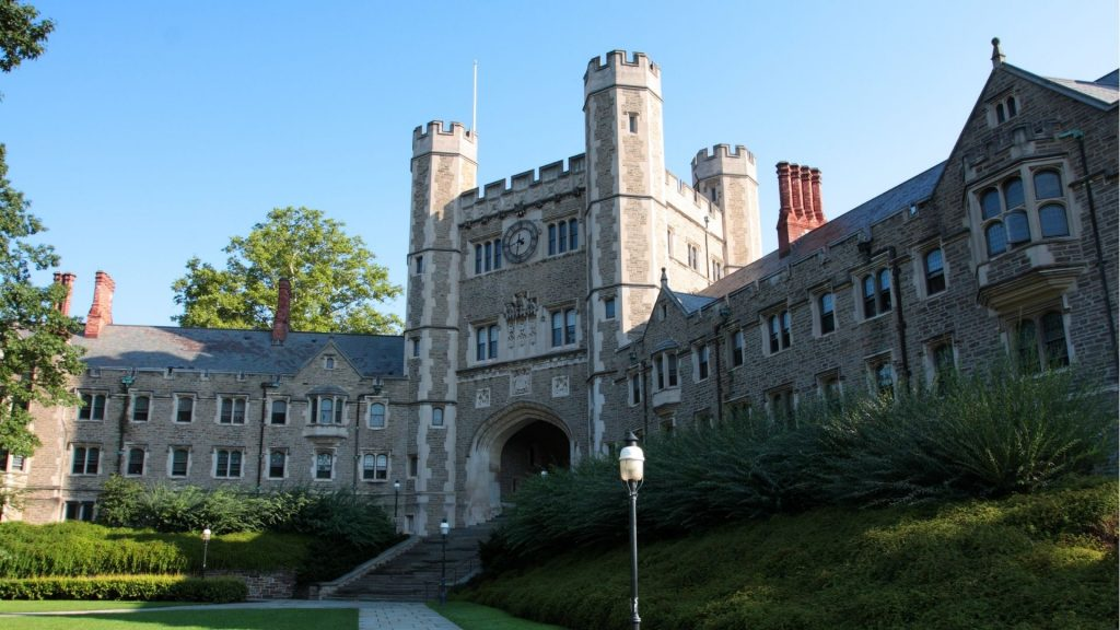 Ivy League - Universidade de Princeton