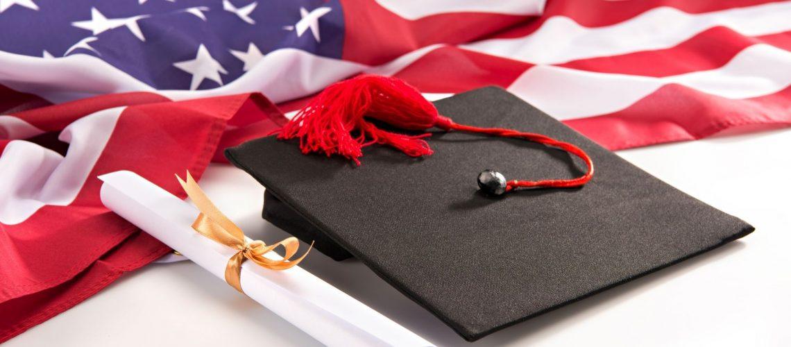faculdade americana como ingressar